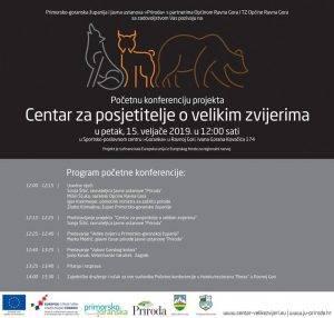 Program početne konferencije_Velike zvijeri