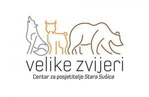 """Vizualni identitet """"Centra za posjetitelje Velike zvijeri"""" (Mladen Stipanović)"""